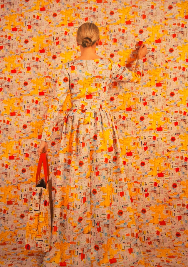 """""""Incognito: The Hidden Self-Portrait"""" by Rachel Perry Welty, DeCordova Museum."""
